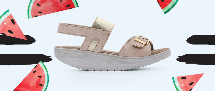 SUMMER SALES - Sandalele Pure 4.0