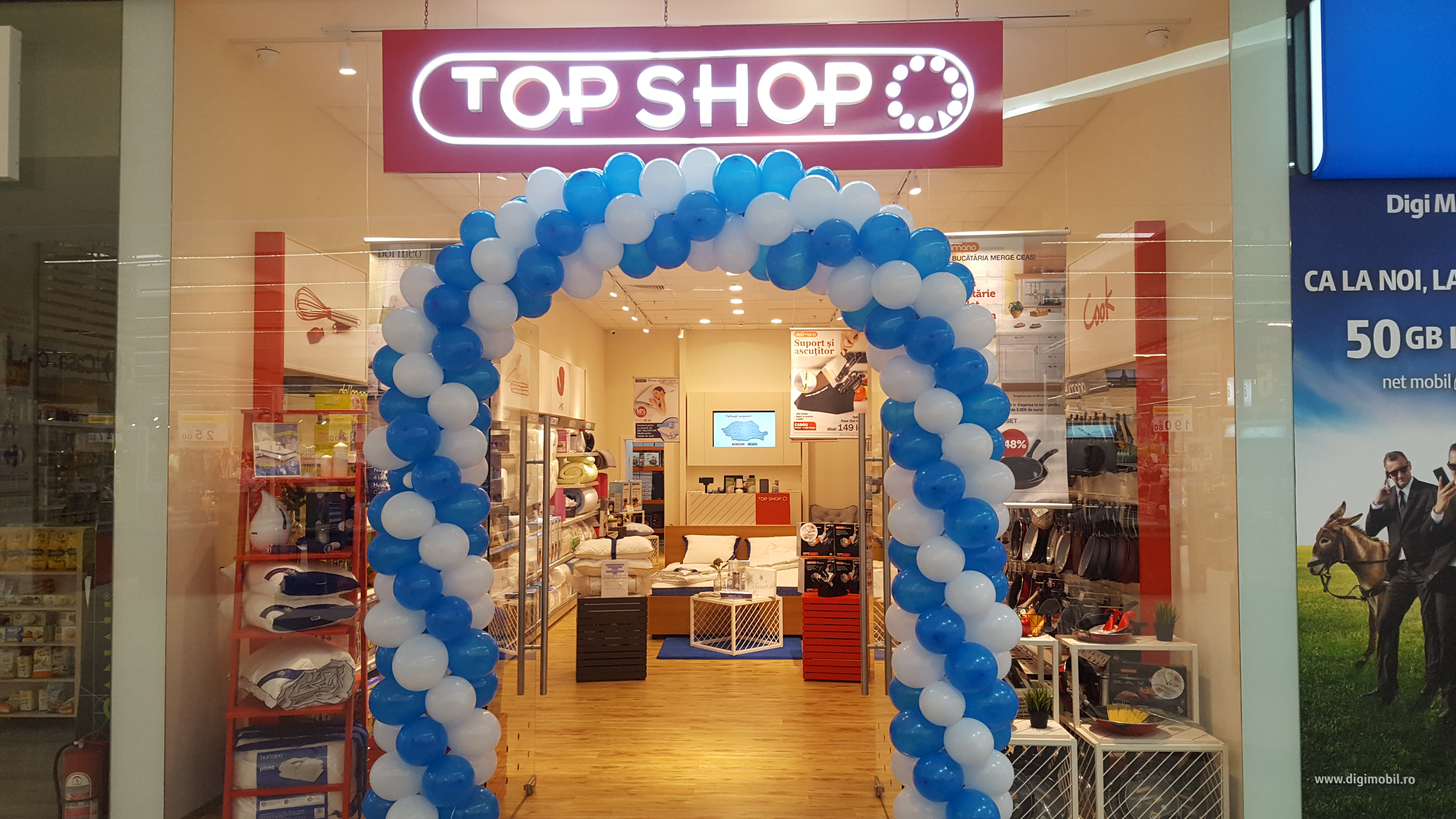 Top Shop Vulcan, Bucuresti
