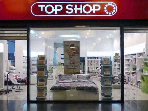 Top Shop Bacau Hello Shopping Park