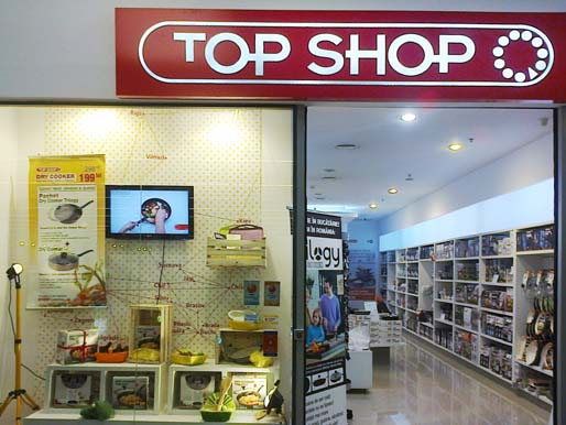Top Shop Braila Shopping City, Com. Chiscani