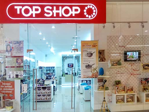 Top Shop Constanta Str. Rascoalei 1907 nr.10